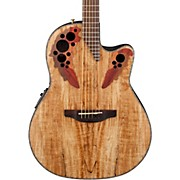 Ovation Celebrity Elite Plus Acoustic-Electric Guitar
