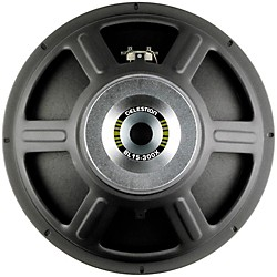 "Celestion BL15-300X 15"" 300w 4ohm Ceramic Bass Replacement Speaker (T5635)"