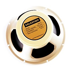 "Celestion G12H -75 Creamback 12"" 75W Guitar Speaker 8 ohm (T5890)"