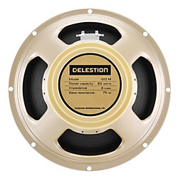 "Celestion G12M-65 Creamback 12"" 65W Guitar Speaker (T5864)"