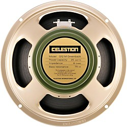 "Celestion G12M Greenback 25W, 12"" Guitar Speaker (T1220AXD)"