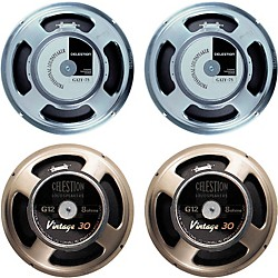 Celestion Metal/Hard Rock 4x12 Speaker Set (KIT-582004)