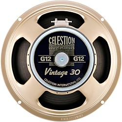 "Celestion Vintage 30 60W, 12"" Guitar Speaker (T3903AXD)"