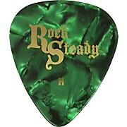 Rock Steady Celluloid Guitar Picks - 1 Dozen