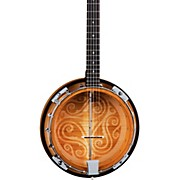 Luna Guitars Celtic 5-String Banjo