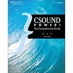 Cengage Learning Csound Power The Comprehensive Guide (9781435460041)
