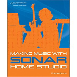Cengage Learning Making Music With Sonar Home Studio (9781598639735)