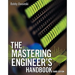 Cengage Learning The Mastering Engineer's Handbook, Third Edition (9781305116689)