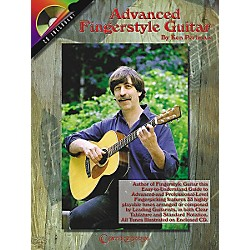Centerstream Publishing Advanced Fingerstyle Guitar (Book/CD) (306)