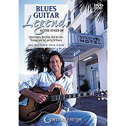 Centerstream Publishing Blues Guitar Legends DVD (1122)