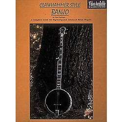 Centerstream Publishing Clawhammer Style Banjo (Book) (118)