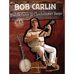 Centerstream Publishing Fiddle Tunes For Clawhammer Banjo (Book/CD) (1327)