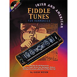 Centerstream Publishing Irish and American Fiddle Tunes for Harmonica (232)