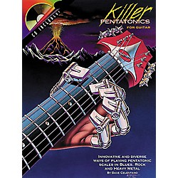 Centerstream Publishing Killer Pentatonics For Guitar (Book/CD) (285)