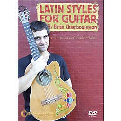 Centerstream Publishing Latin Styles For Guitar (DVD) (1285)