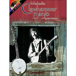 Centerstream Publishing Melodic Clawhammer Banjo Book/CD (412)