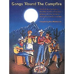 Centerstream Publishing Songs 'Round The Campfire Guitar Tab Songbook (37)
