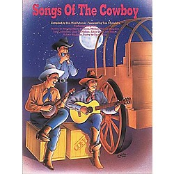 Centerstream Publishing Songs Of The Cowboy Guitar Tab Songbook (129)
