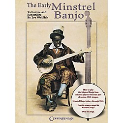Centerstream Publishing The Early Minstrel Banjo Tab Songbook (325)