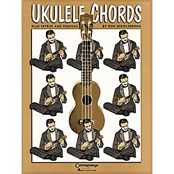 Centerstream Publishing Ukulele Chords Chart (246)