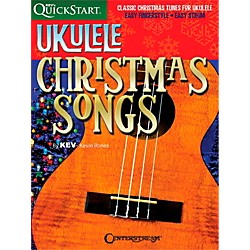 Centerstream Publishing Ukulele Christmas Songs - Kev's Quickstart (110195)