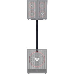 Cerwin-Vega CVPOLE-1A Single Speaker Pole (CVPOLE-1A)