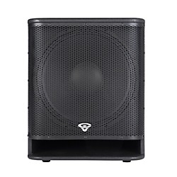 Cerwin-Vega P-Series P1800SX 18 Inch Active Subwoofer (P1800SX-NA)