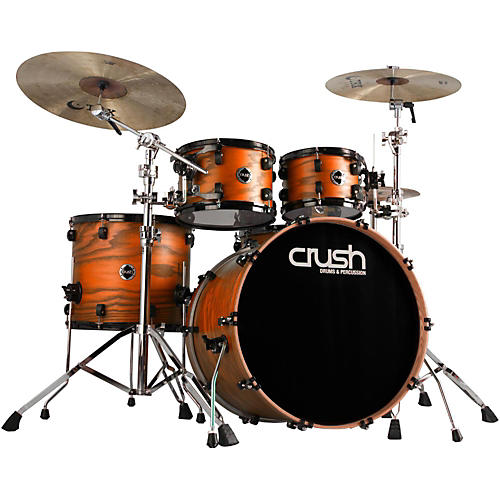 Crush Drums & Percussion Chameleon Ash 5-Piece Shell Pack with 22