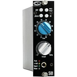 Chameleon Labs 500 Series 581 Class AB Microphone Preamp (581)