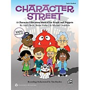 Alfred Character Street Book & CD