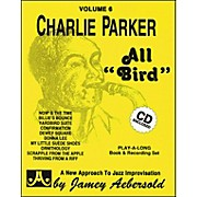 "Jamey Aebersold Charlie Parker-All""Bird"" Book and CD"