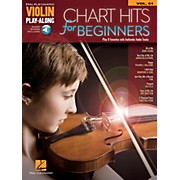 Hal Leonard Chart Hits For Beginners Violin Play-Along Volume 51 Book/Audio Online