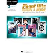 Hal Leonard Chart Hits For Tenor Sax - Instrumental Play-Along (Book/Online Audio)