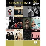 Hal Leonard Chart Hits Of 2011-2012 Songbook for Piano/Vocal/Guitar