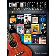 Hal Leonard Chart Hits Of 2014-2015 For Ukulele