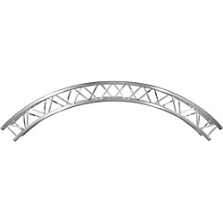 Chauvet 12in Truss Arc Creates 3m Outside Diameter Circle with 4 Pieces (CT290430CIR90)