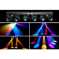 Chauvet 6SPOT LED Color-Changer Lighting System (6SPOT)