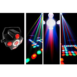 Chauvet CIRCUS 2.0 IRC with SMD LED Strobe Effect light (CIRCUS2.0IRC)