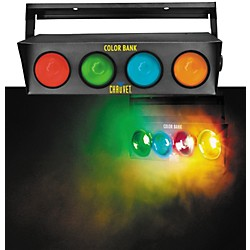 Chauvet Color Bank 4-Color Sound-Activated Light (CH155)