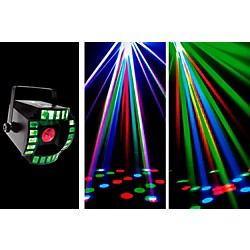 Chauvet Cubix 2.0 LED DMX Effect Light (CUBIX2.0)