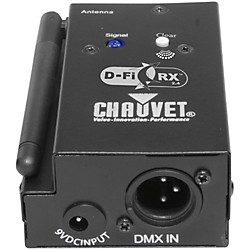 Chauvet D-Fi Rx 2.4 Wireless Receiver Restock (DFIRX24)