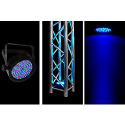Chauvet EZPAR 56 RGB with IRC Remote (EZPAR56)