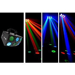 Chauvet Hive 6-Pod, LED Beam Effect (HIVE)