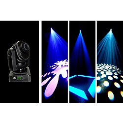 Chauvet Q-Spot 160-LED Lighting Fixture (QSPOT160LEDRestock)