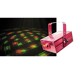 Chauvet Scorpion Storm FX Red and Green Laser Effect Light (Scorpion Storm FX RESTOCK)