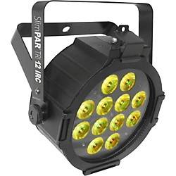 Chauvet SlimPAR Tri 12 IRC Wash Light (SLIMPARTRI12IRC)