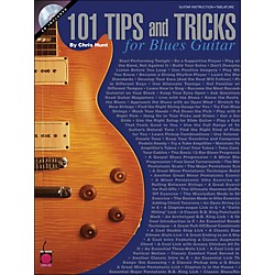 Cherry Lane 101 Tips & Tricks For Blues Guitar Book/CD (2500528)