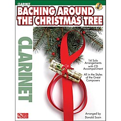 Cherry Lane Baching Around The Christmas Tree (Clarinet) (2501160)
