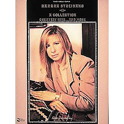Cherry Lane Barbra Streisand - Collection Greatest Hits . . . And More Piano, Vocal Guitar Songbook (2507969)