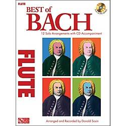 Cherry Lane Best Of Bach Flute (2501344)